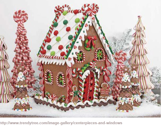 Candyland Style Gingerbread House Christmas Gingerbread House Candy House Gingerbread