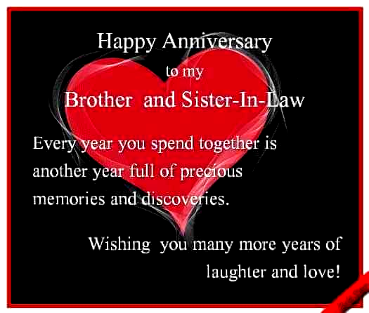 25th Wedding Anniversary Wishes For Brother And Sister In Law In 2020 Wedding Anniversary Wishes 25th Wedding Anniversary Wishes Wishes For Brother