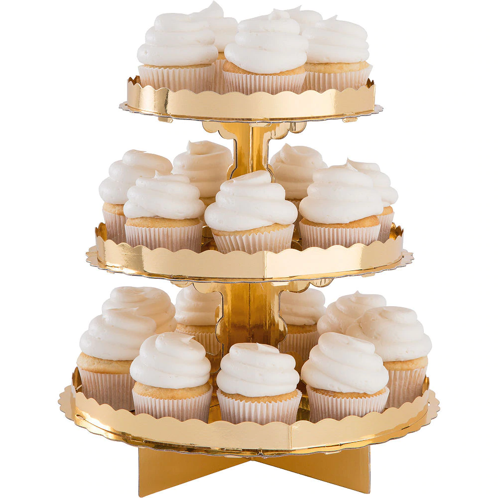 Gold Cupcake Stand Gold Cupcake Stand Gold Cupcakes Cupcake Stand