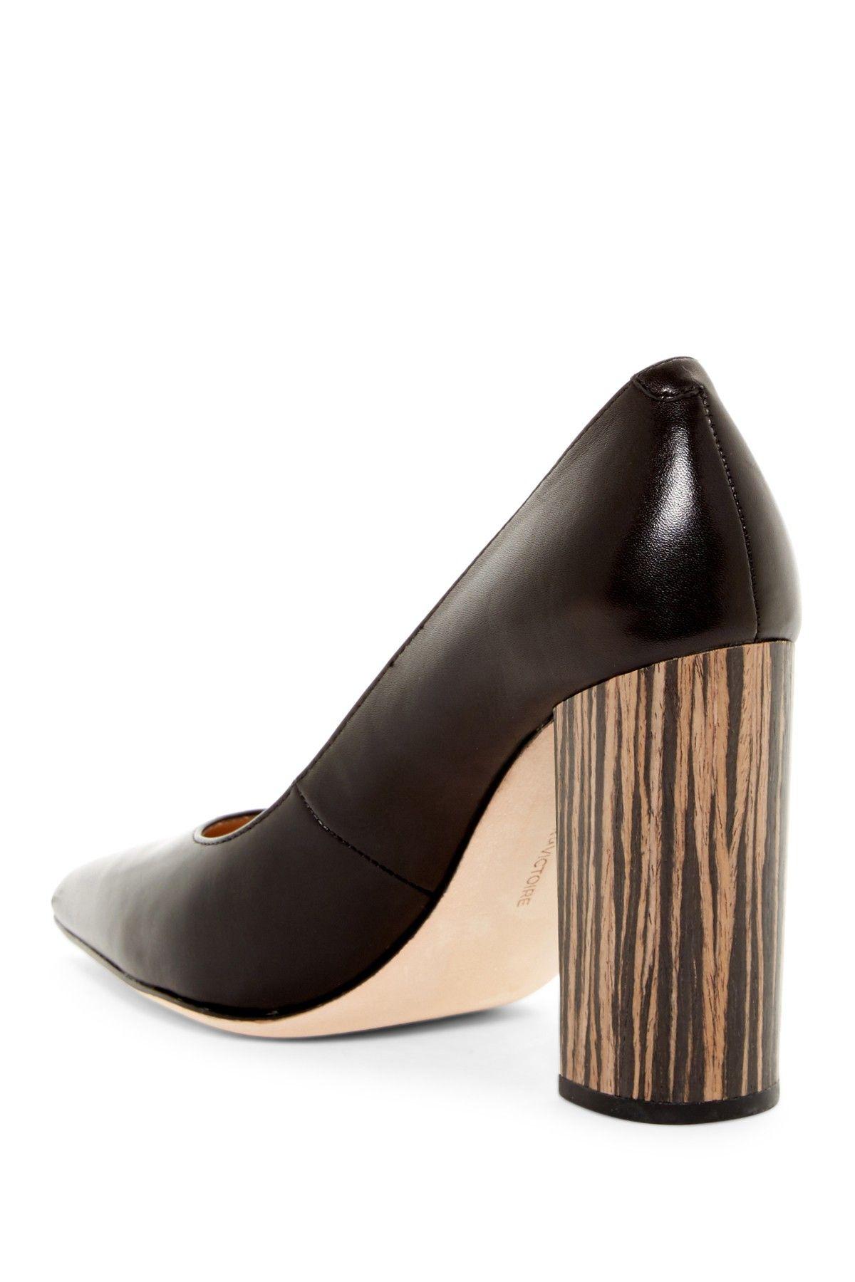Celina Block Heel Pump by Pour La Victoire on @nordstrom_rack