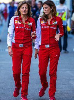 Ferrari Driver Sebastian Vettel Topped The First Formula 1 In 2020 Ferrari Ferrari F1 New Ferrari