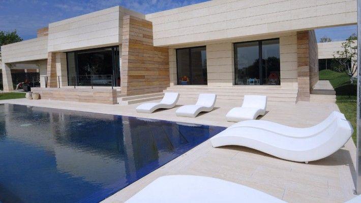 Casa de joaquin torres 5 arquitectura decoracion y for Casa de lujo minimalista y espectacular con piscina por a cero