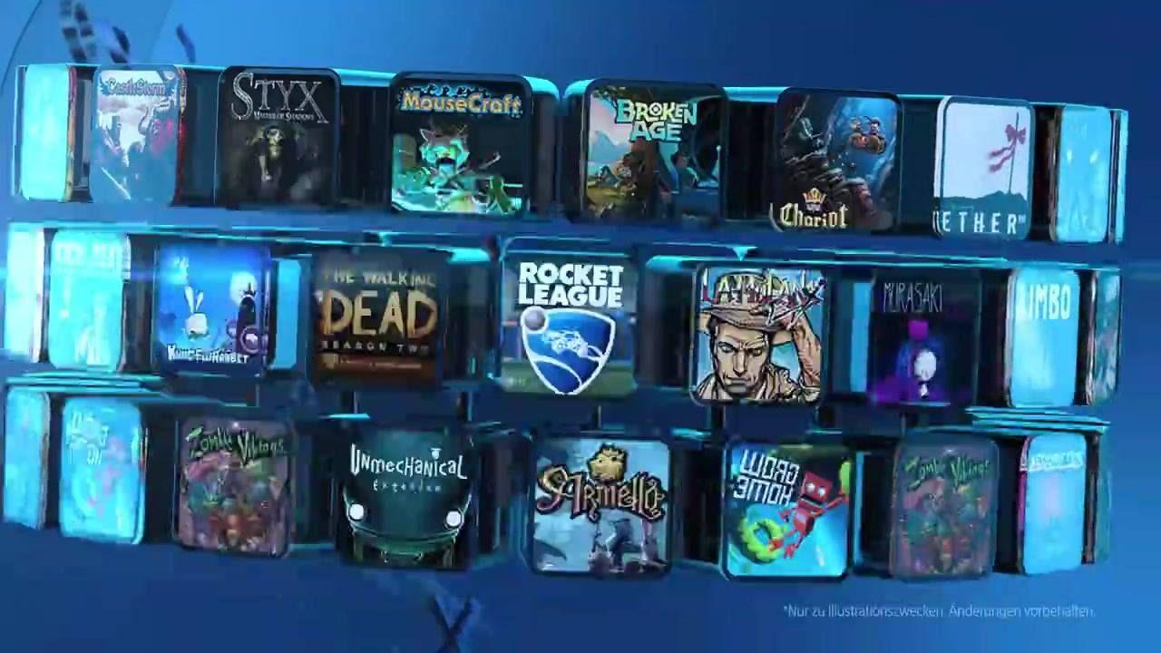 Schnappt euch die PlayStation Plus-Games für Februar: LittleBigPlanet 3 und Not A Hero! Welches werdet ihr zuerst zocken? Gleich holen → http://bit.ly/2kO3zLU
