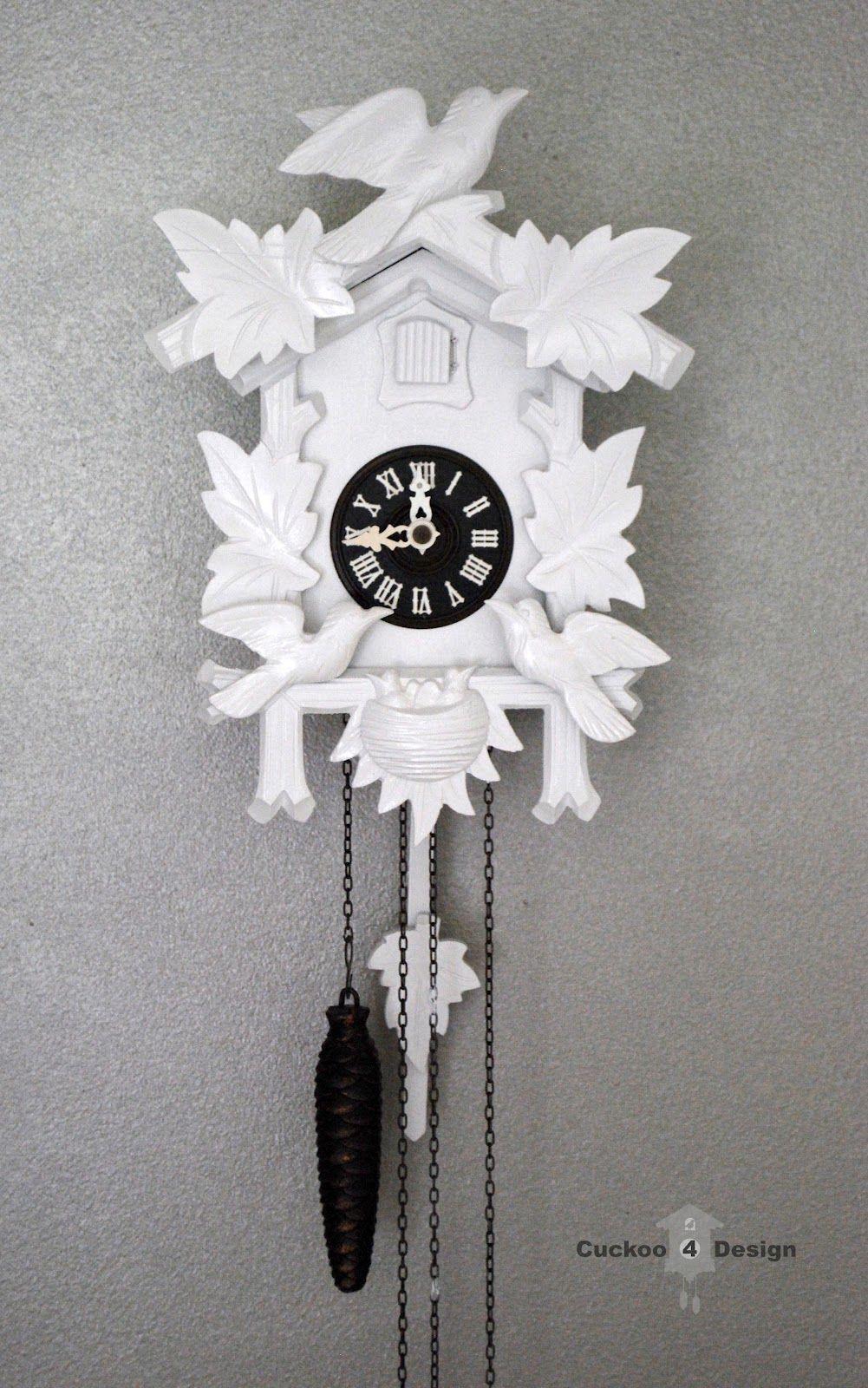 Painted Cuckoo Clocks Cuckoo Clock Clock Cuckoo