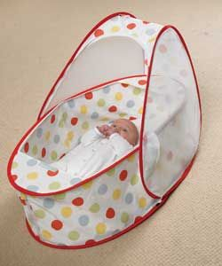 Koo Di Pop Up Bassinette 34 Baby Products Travel Cot Baby