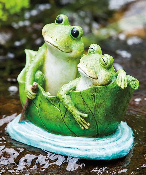 Look At This Love Boat Frogs Figurine On Zulily Today Mit