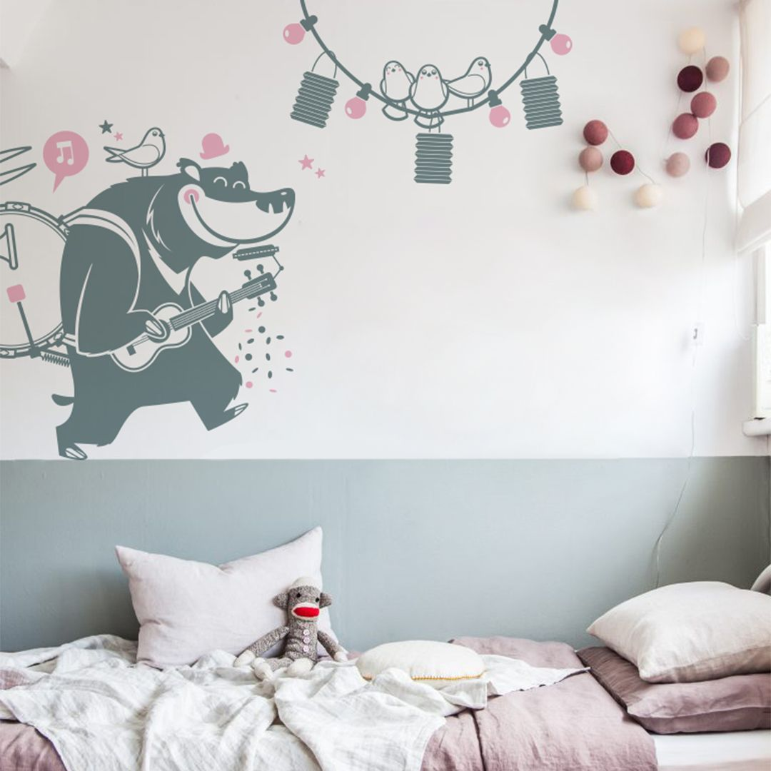 A Little Bit Of Softness With This Pretty Pastel Girl S Bedroom