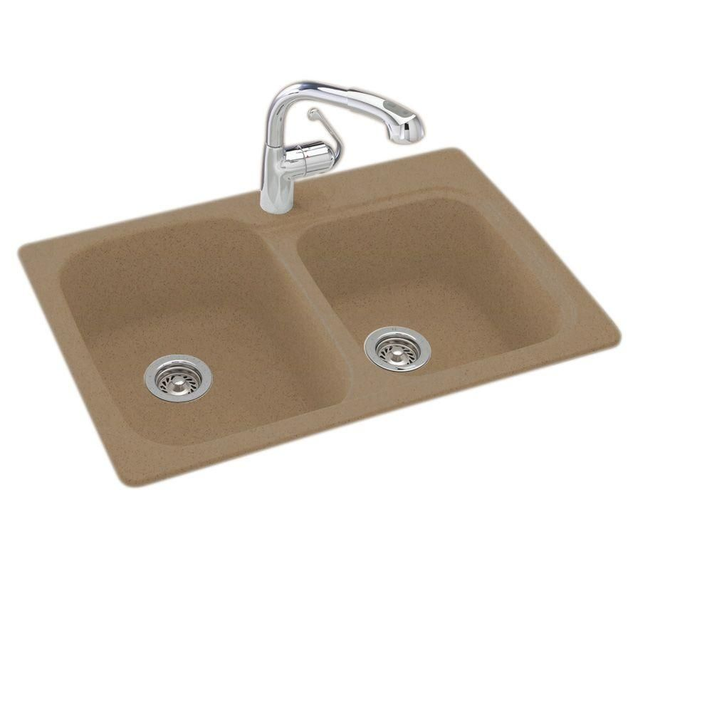 Swan Drop In Undermount Solid Surface