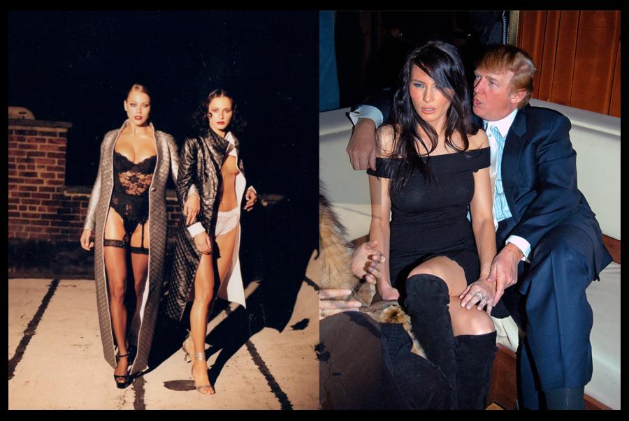 Inside The Trump Marriage Melania S Burden The Trump