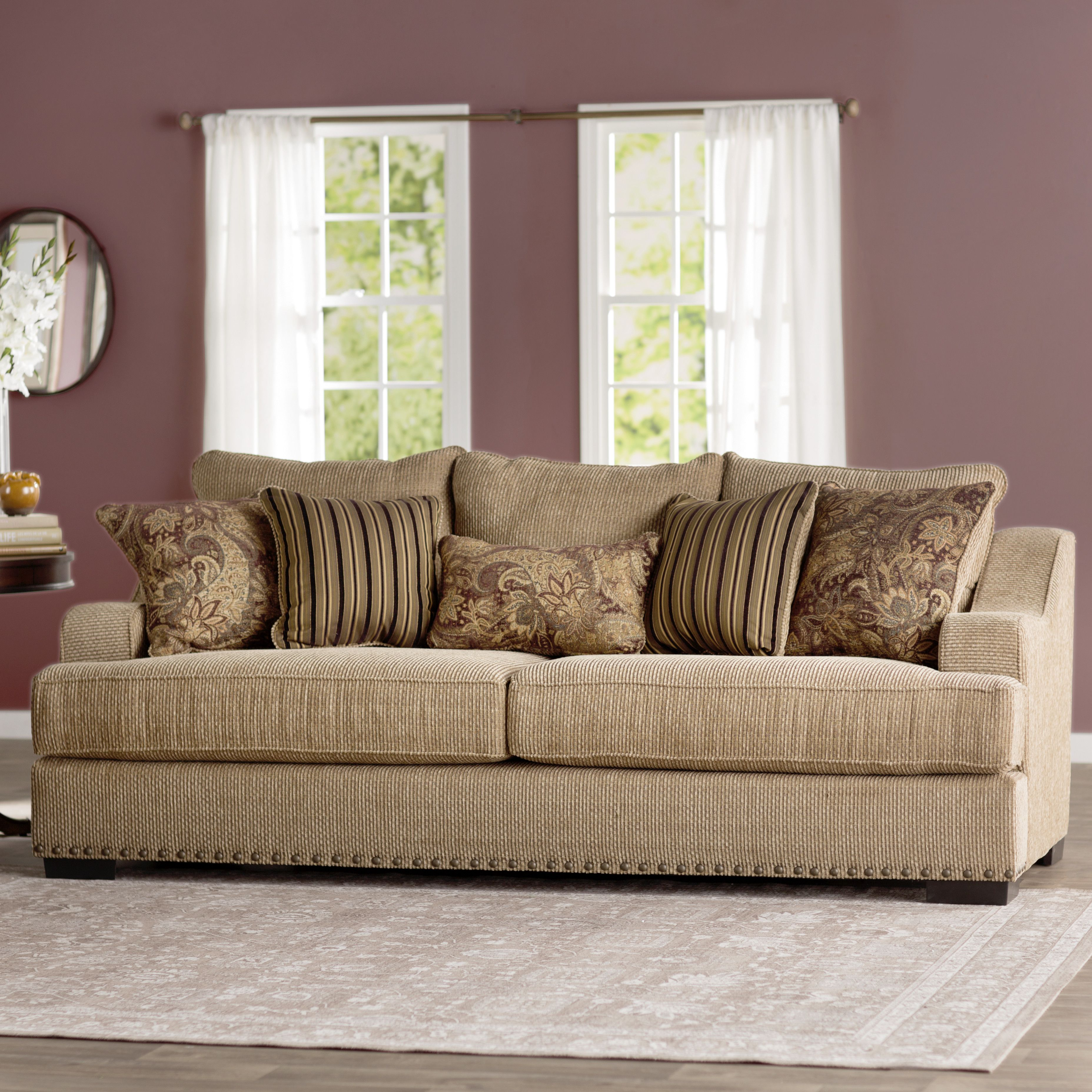 Darby Home Co Dunning Sofa Home, Sofa, Modern furniture sets