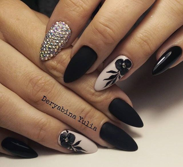 Pin By India Wylie On Nails Pinterest Manicure Nail Nail And