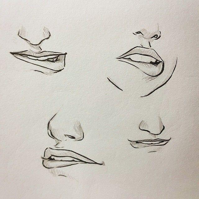 biting lips by jeffrey chamba cruz tutorials in 2018 pinterest