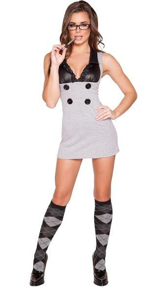 34d7e213a Naughty Teacher Halloween Costumes   Womenu0027s Class Dismissed ...