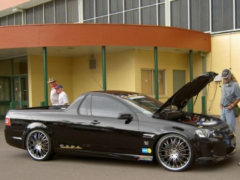 New El Camino Sold In Australia Made By Holden A Gm Company Would