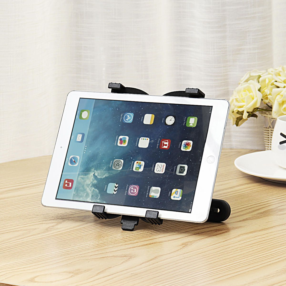 "Universal Headrest Seat Car Holder Mount Stand for iPad 1 2 3 4 Air 8/""-11/"" GPS ^"