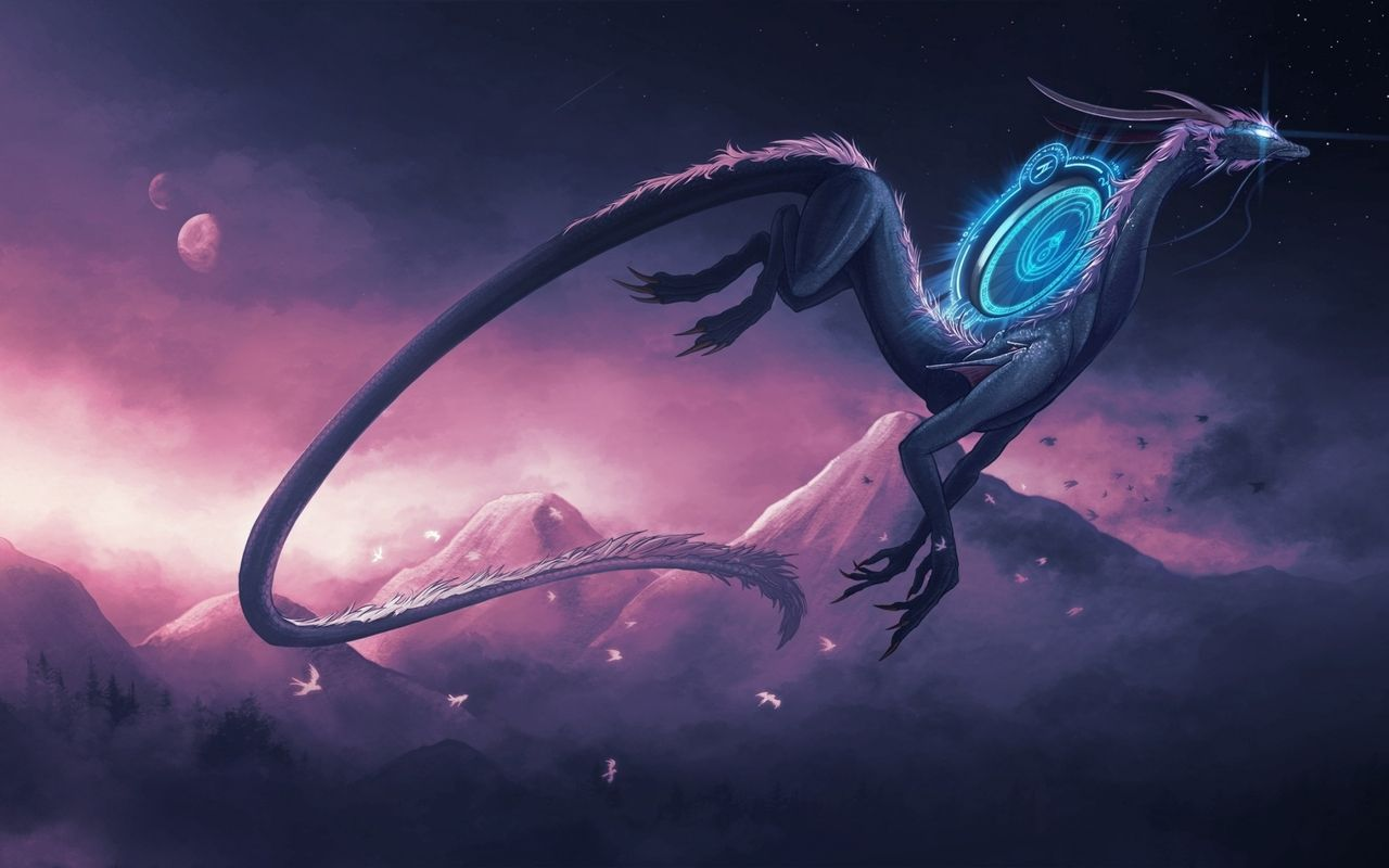 Galaxy Dragon 76136 By Todd Thomas Dragon Pictures Digital Artwork Fantasy Dragon Artwork