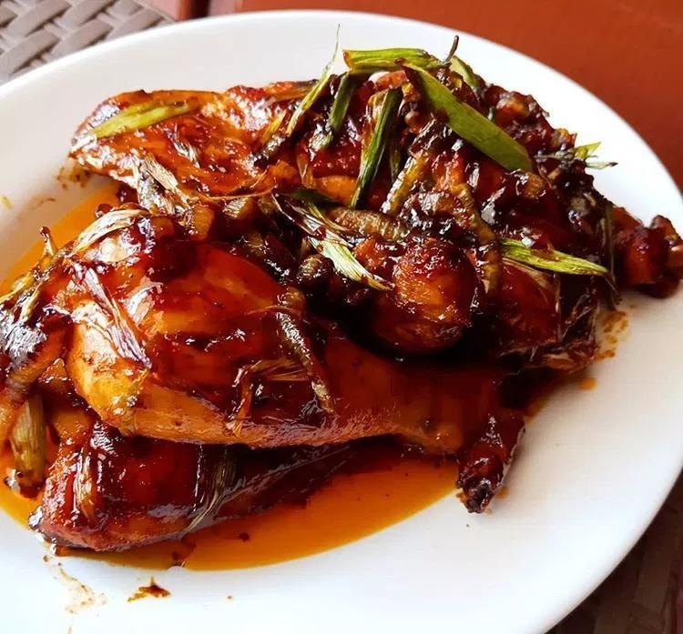 Resep Ayam Kecap Mentega Resep Ayam Resep Ayam