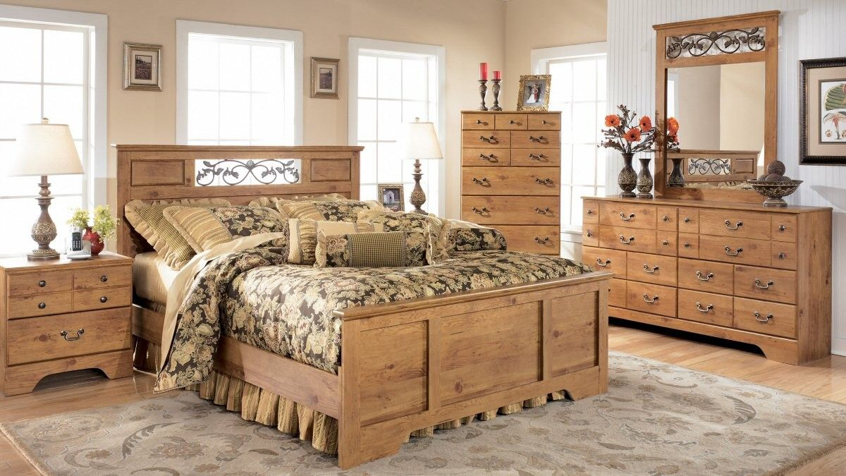 Rustic Pine Bedroom Furniture For More