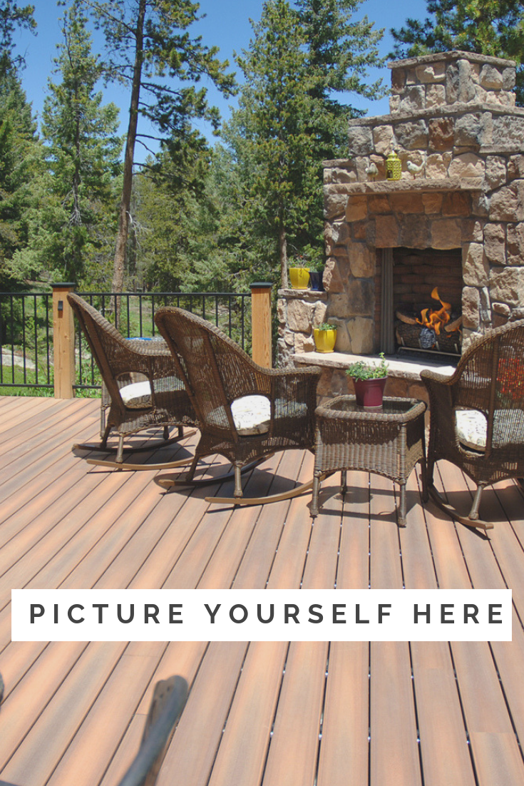 Download free deck plans that will expand your outdoor