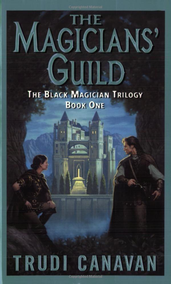 The Magicians Guild Trudi Canavan