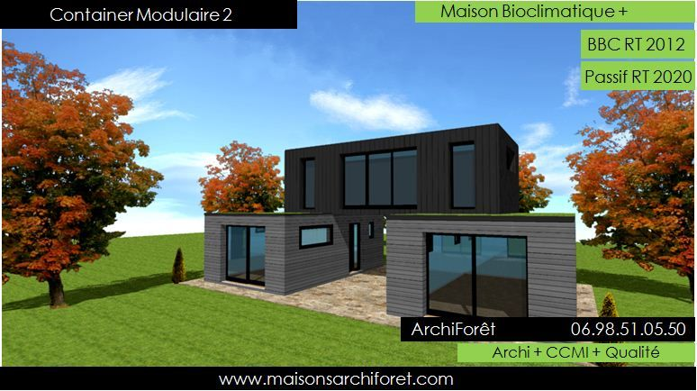 1000 ideas about constructeur maison container on pinterest - Plan Maison Conteneur