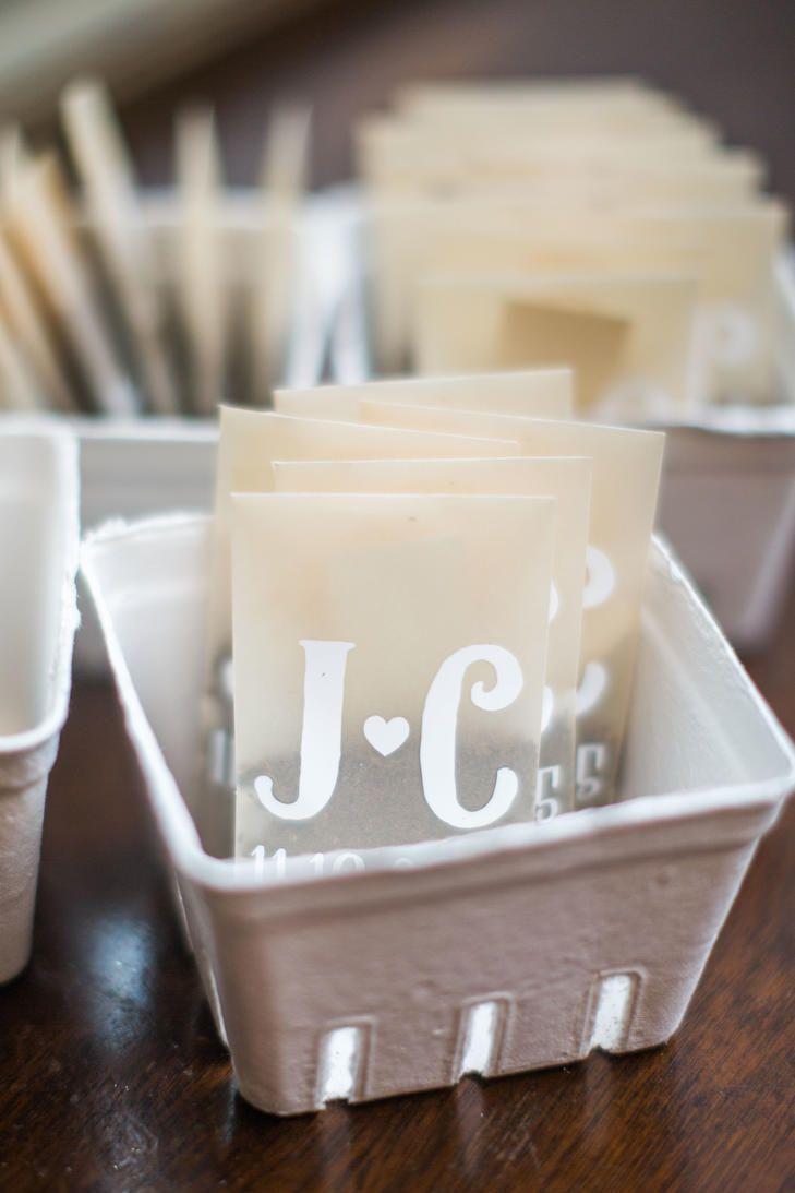 Custom Seed Packet Wedding Favors | wedding | Pinterest | Favours ...
