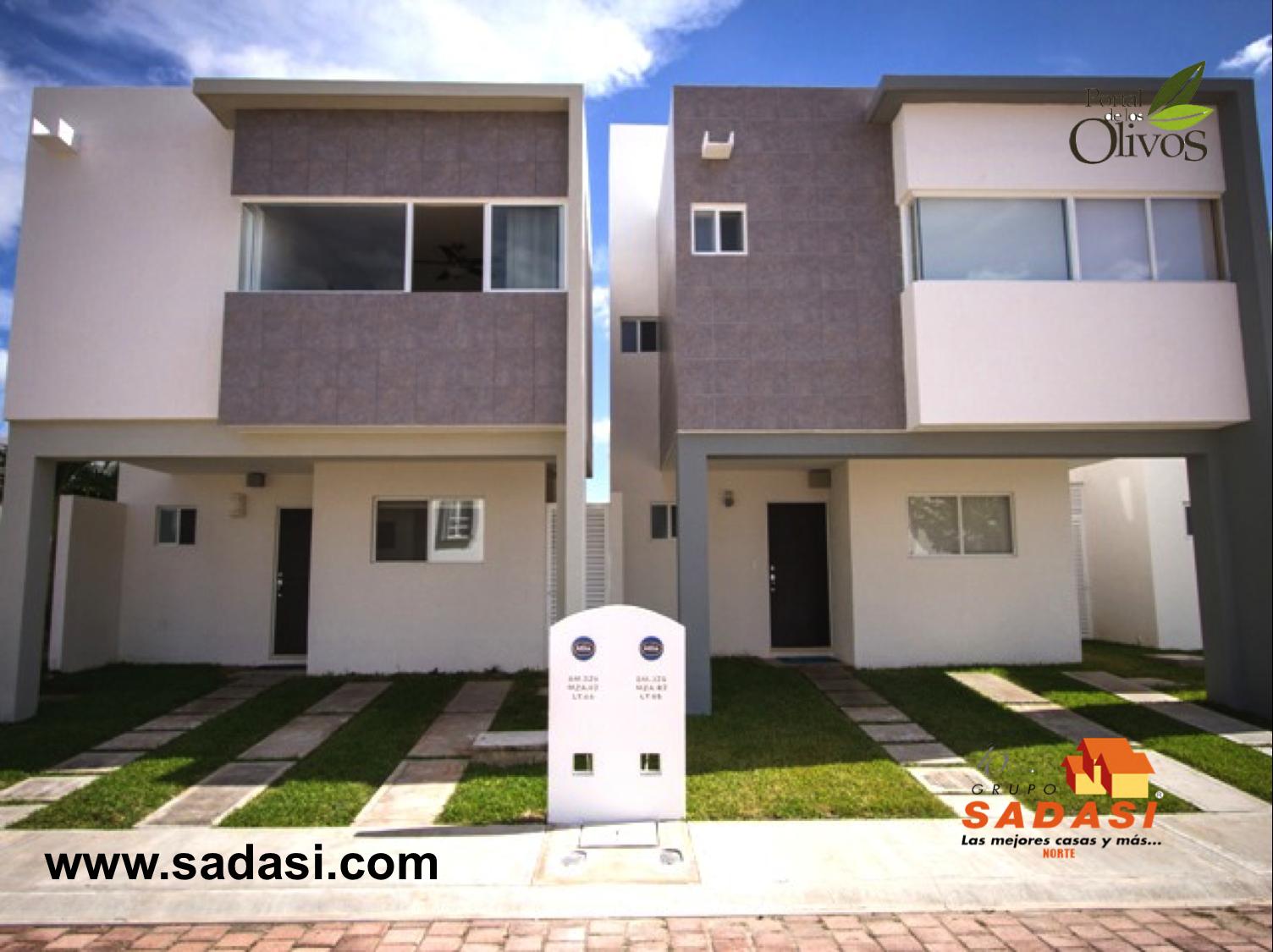 Conjuntosintegrales las mejores casas de m xico en portal de los olivos ubicado en ciudad - Precio proyecto casa 120 m2 ...