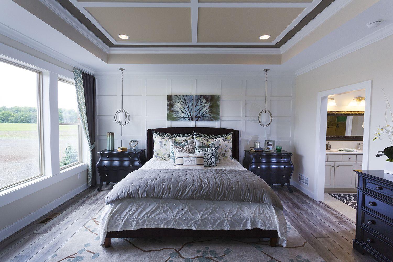 Master bedroom layout  Master Suites  Master Bedroom Pictures  Schumacher Homes