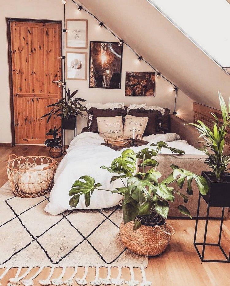 Fantastische böhmische Schlafzimmer-Entwürfe und Dekor - New Ideas - Room organization - Conroy Blog #bohemianbedrooms