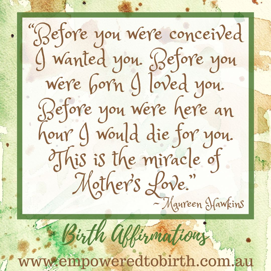 Empowered to Birth Birth Coaching for the Modern Parent