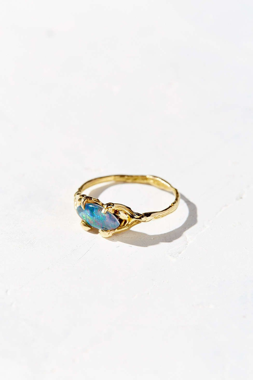 HLSK Drest Australian Opal Ring $185
