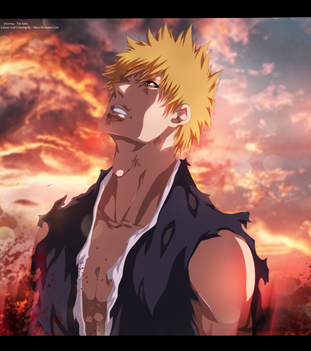 Pin by Jambert Al on Animes | Bleach anime, Bleach ...