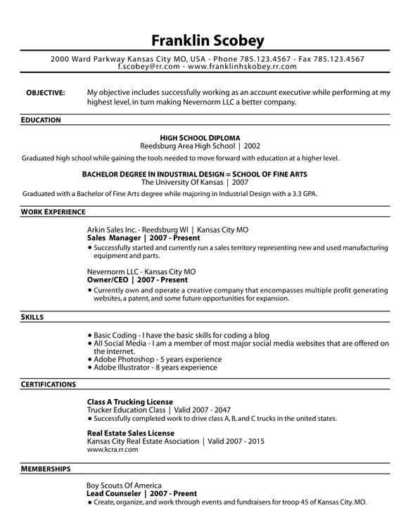 beverage retail manager resume templates resume templates