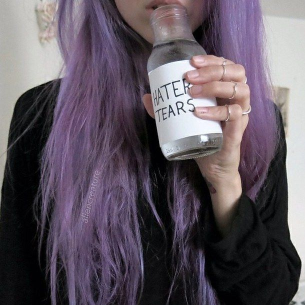 Výsledok vyhľadávania obrázkov pre dopyt purple hair tumblr | Hair ...