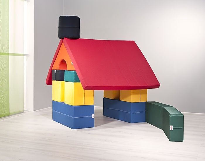 Bausteine Schaumstoff Kinder professionell set original ...