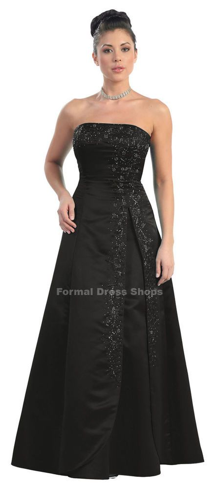 New long evening dresses simple formal gown under $100 & plus size 4 ...