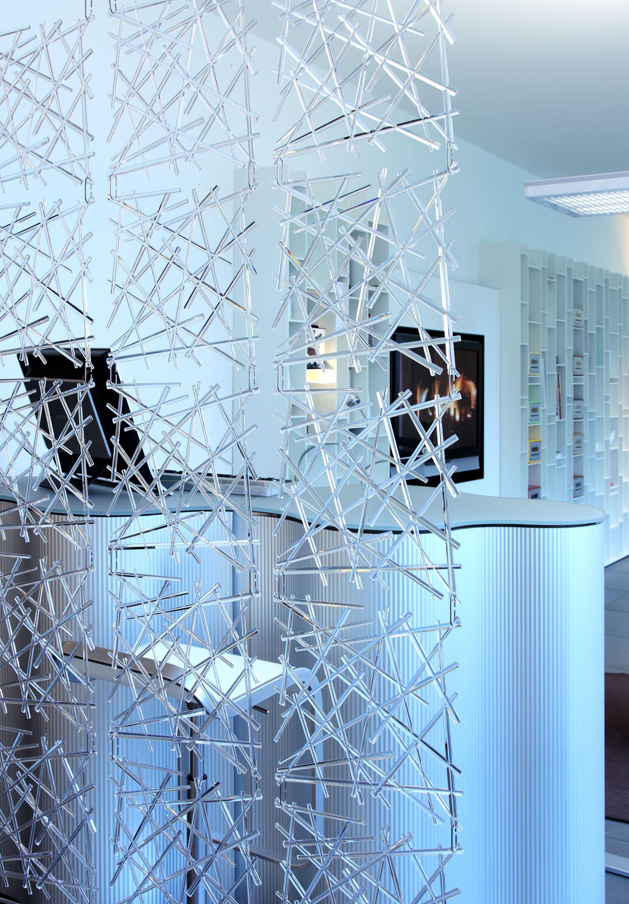 Cloison Stixx (projet 4) | Architecture | Pinterest | Divider ...