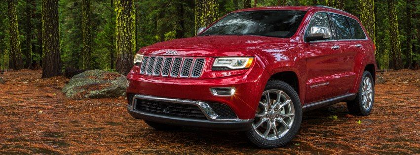 All 2014 Jeep Grand Cherokee Models Now Feature Ecomode That
