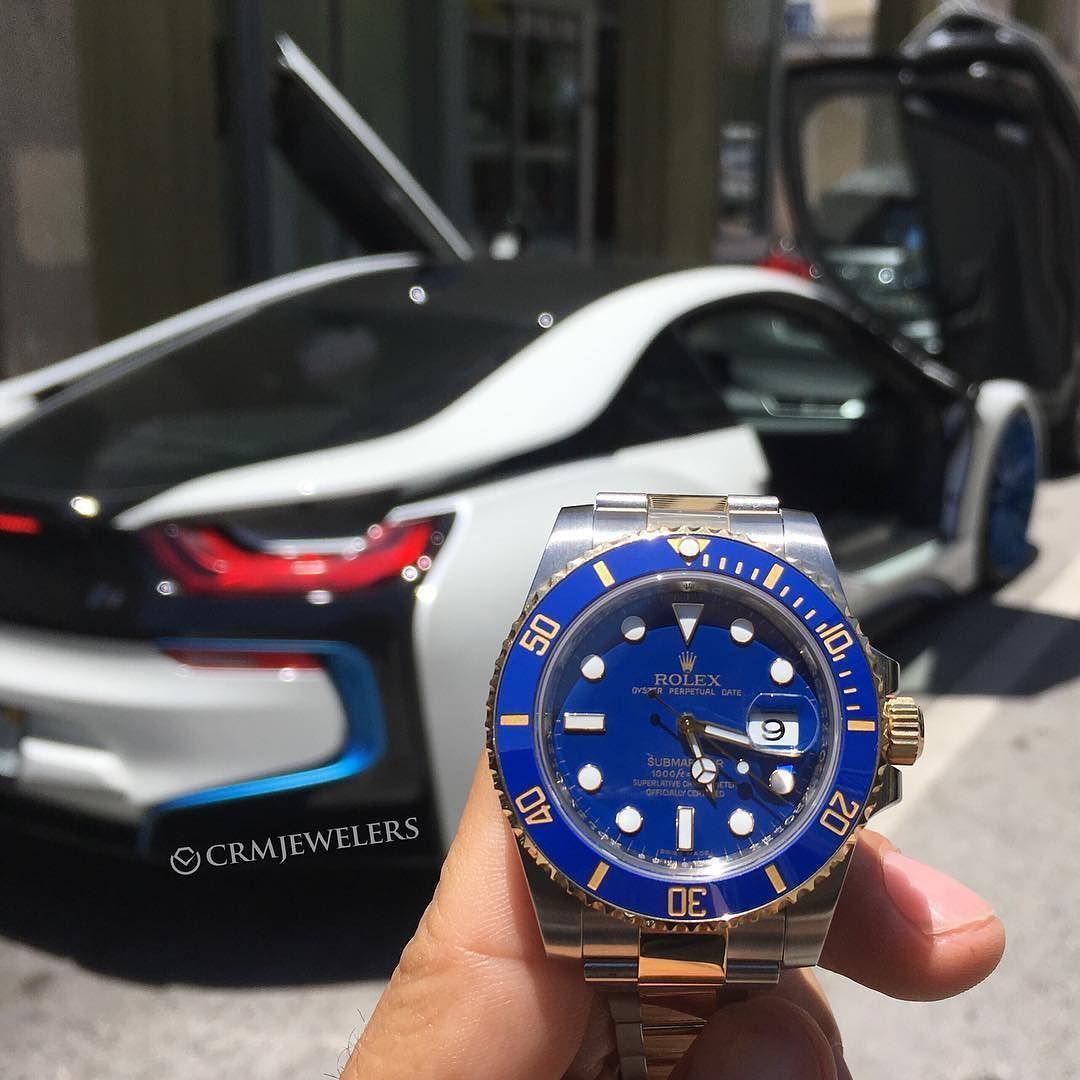 Rolex SubmarinerLatest ceramic model$10500