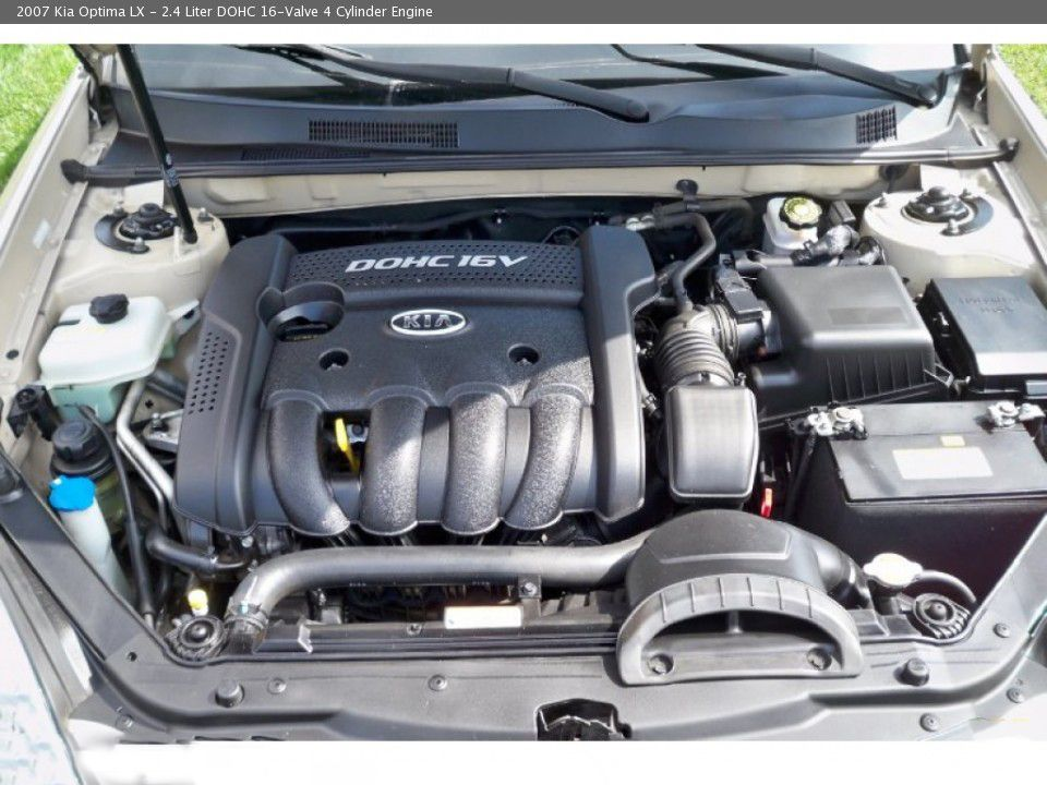 2007 Kia Magentis Used Engine Description Gas Engine 2
