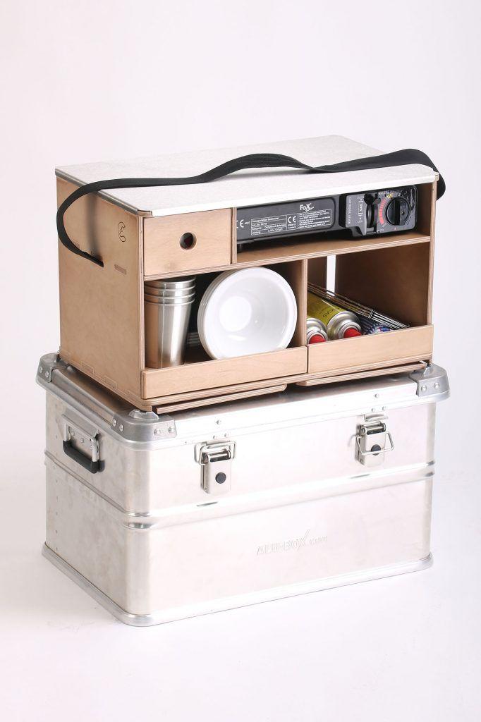 nakatanenga k chenbox mit zubeh r und optionaler. Black Bedroom Furniture Sets. Home Design Ideas
