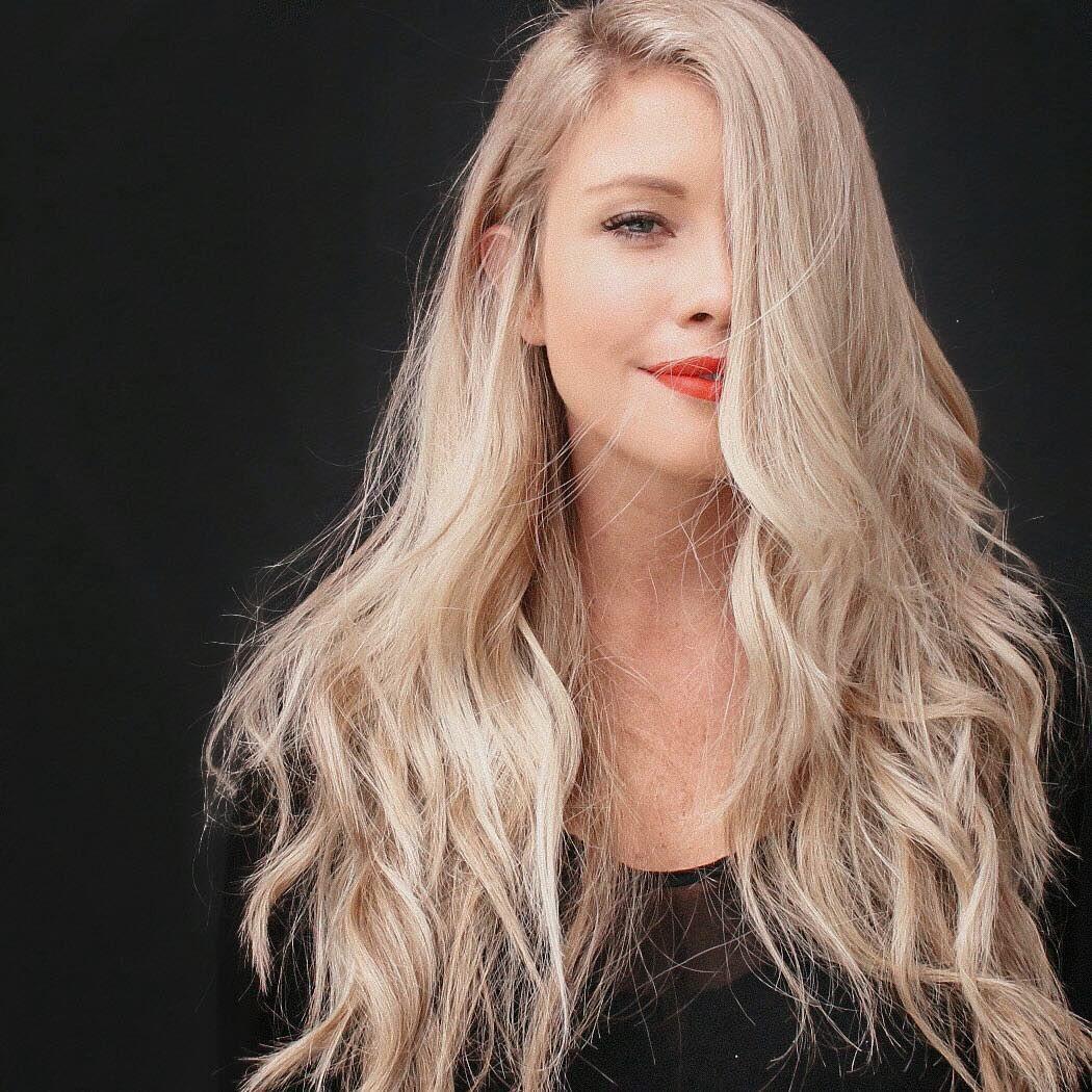 Creamy blonde by @brianbelier #lightashblonde