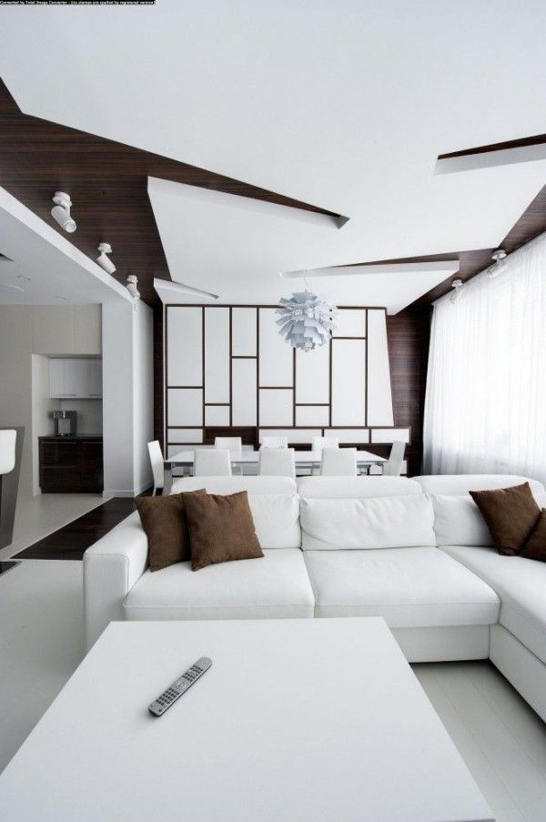 Top 50 Unique Ceiling Design Ideas For Living Room And ...