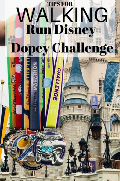 How To Successfully Walk The #RunDisney Dopey Challenge