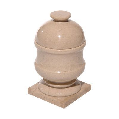 Decorated Mining Urn Rembrandt Home Marble Decorative Urn Or Jar  Products
