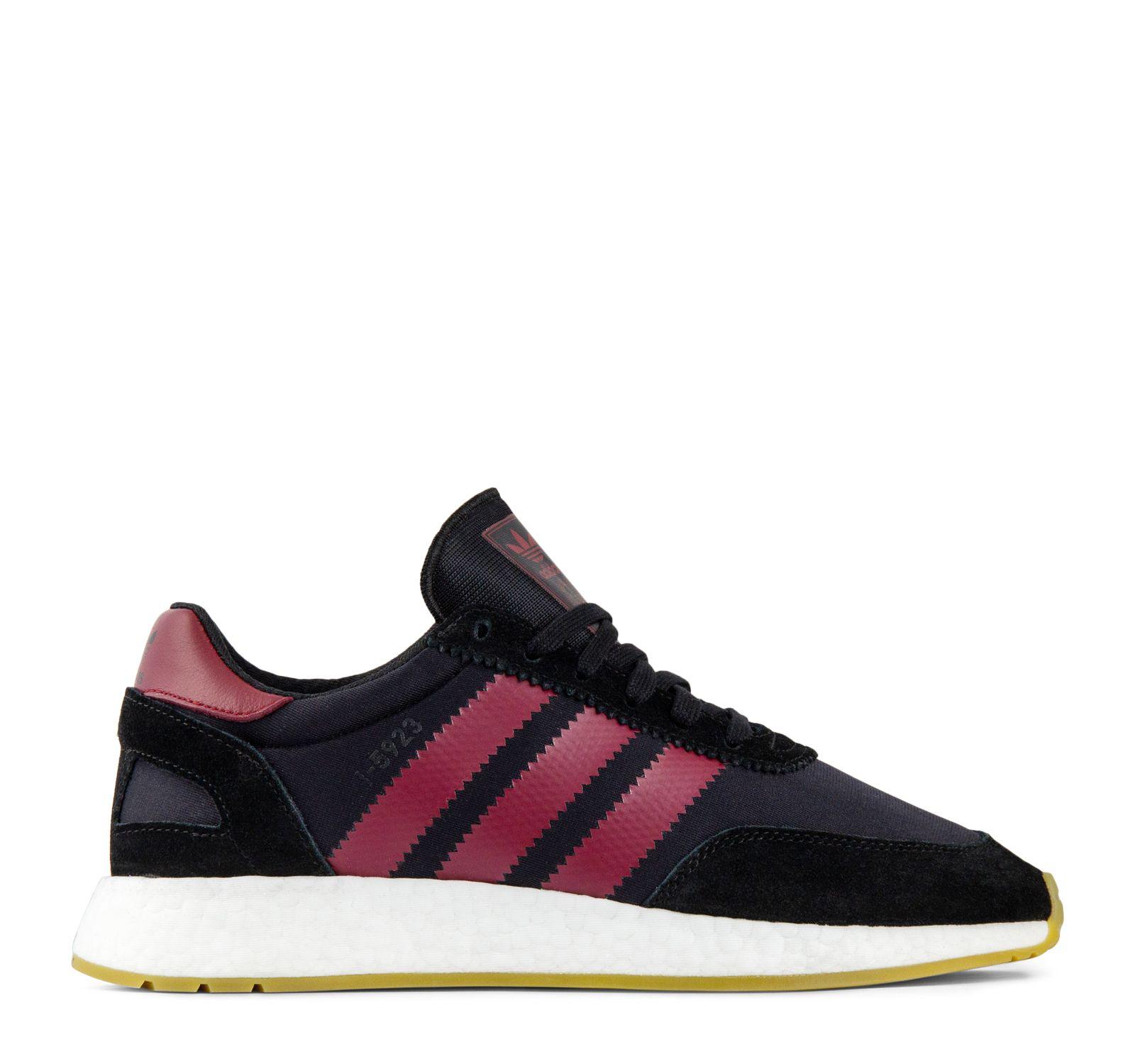 new arrival c125b 341a6 Adidas Originals I-5923 B37946 - BlackBurgundy