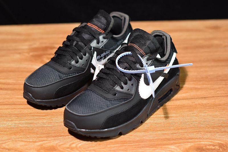 x Nike Air Max 90 Black AA7293-001
