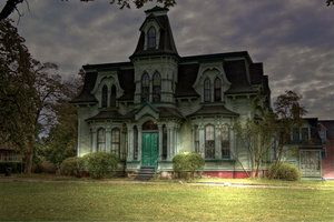 The Haunted Mansion by Nikolai-Models