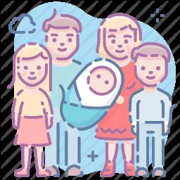 Family Icons 7 677 Free Premium Icons On Iconfinder Di