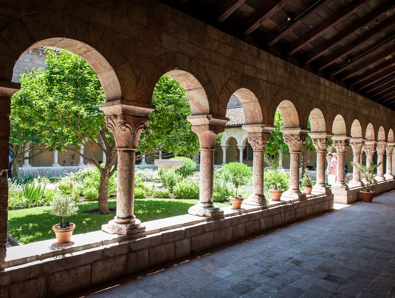 The Cloisters Museum  Gardens US Places To See Pinterest - Unusual museums in us